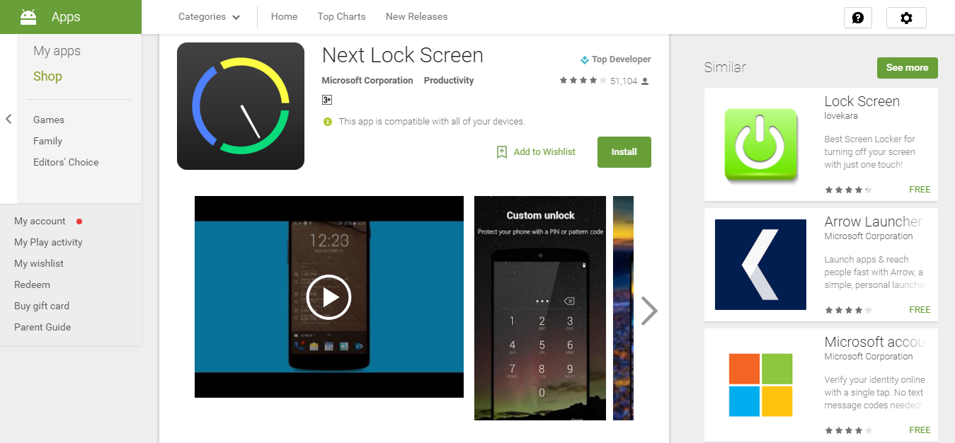 Top 7 Cool Lock Screens for Android