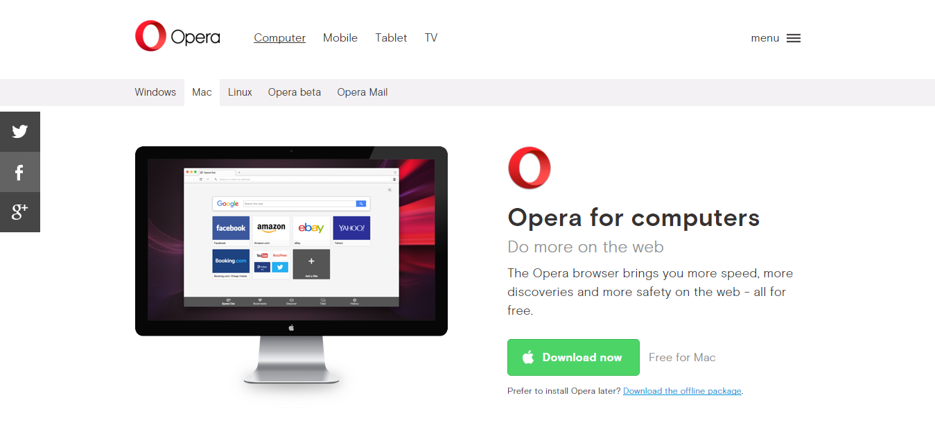 Google's new browser is now available for Mac