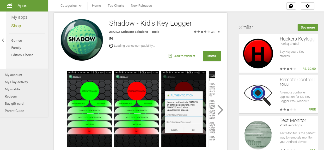 Top 10 Free Keyloggers for Android to Prevent Spying - ZillionTips