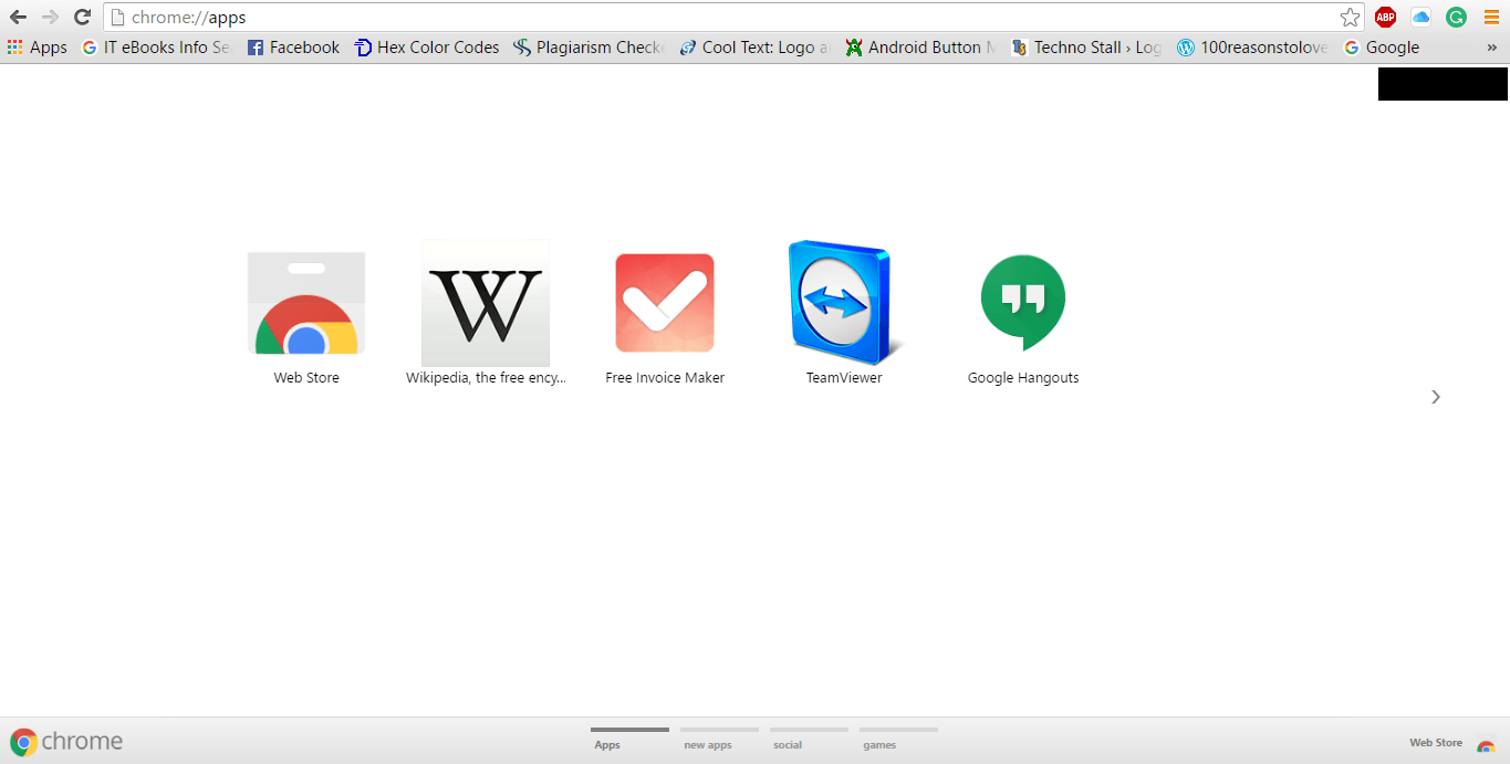 how to get a website icon on your desktop chrome