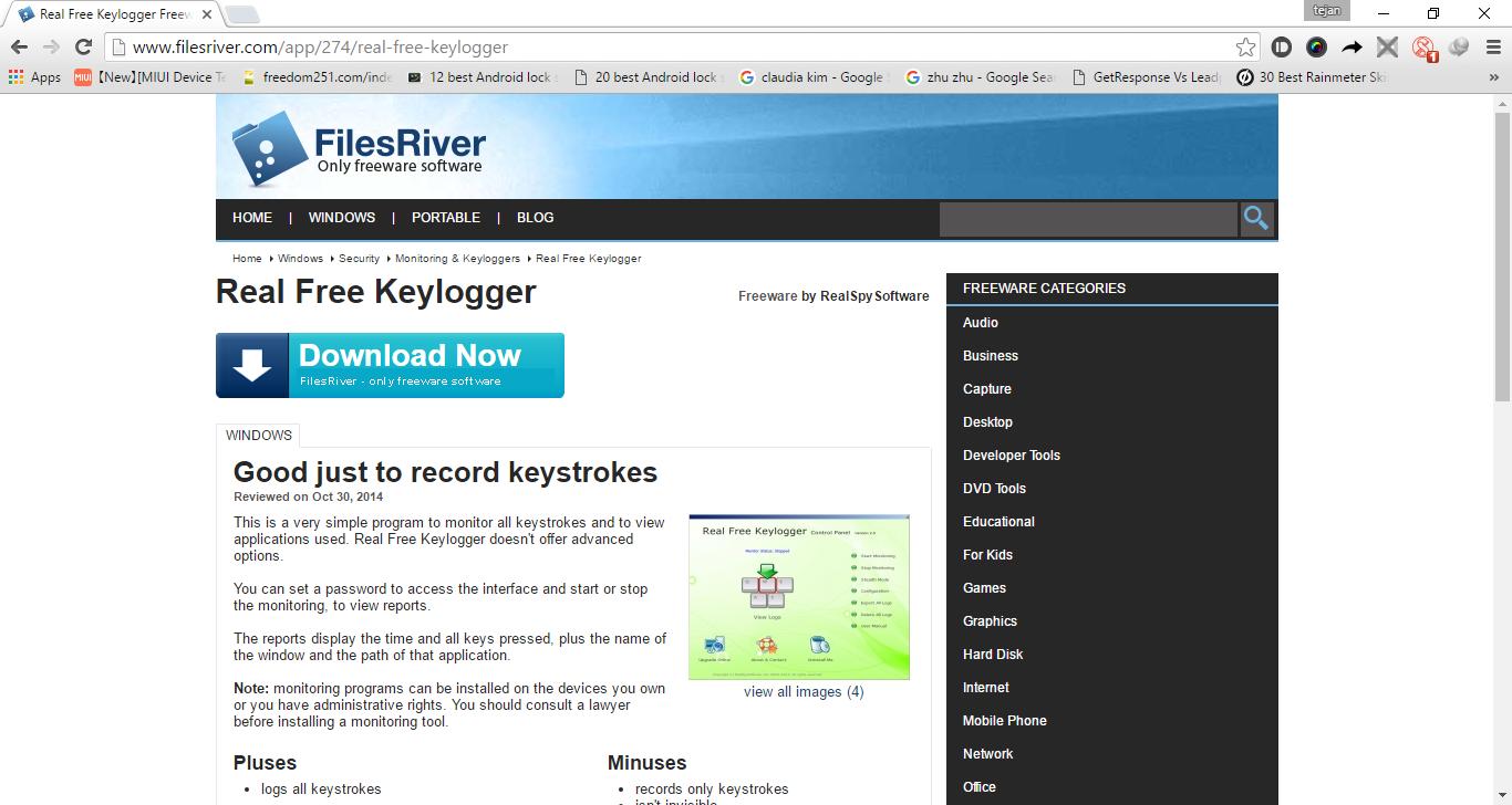 Keyloggers: Monitoring Keystrokes Made Easier - ZillionTips