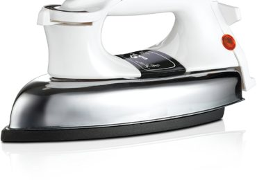 bajaj 1000W dry iron box