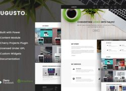 10 Best WordPress Themes for Web-Designers