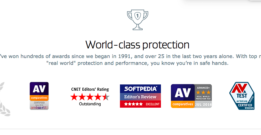 Efficient and Easy to Use Antivirus