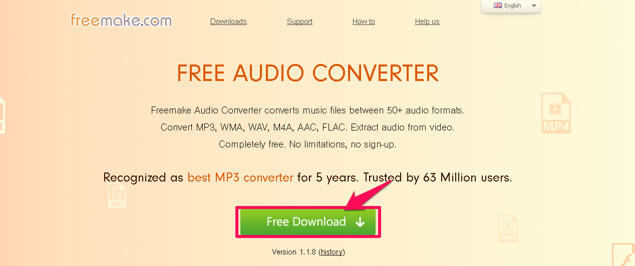How to convert YouTube Videos to High Fidelity  wav Audio? - ZillionTips