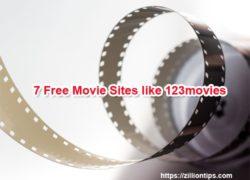 7 Free Movie Sites like 123movies