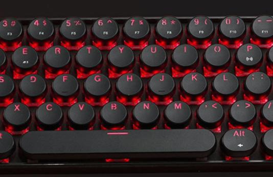 Lin-don tech Bluetooth mechanical keyboard-min