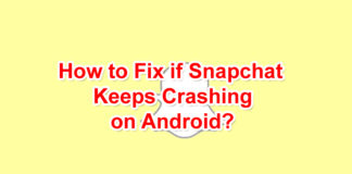 How to Fix if Snapchat Keeps Crashing on Android