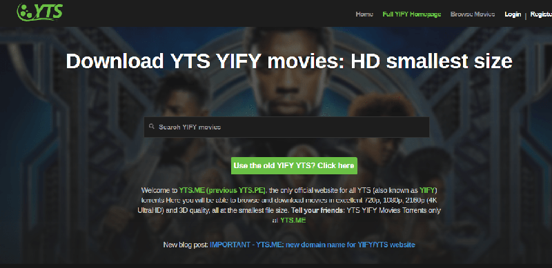 yify games download