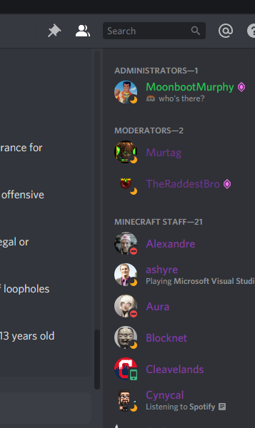 How to Find someones Tag number using common Servers on Discord