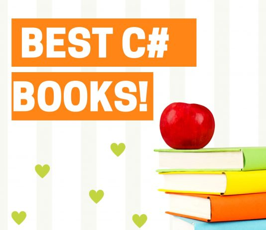 best c# book for beginners