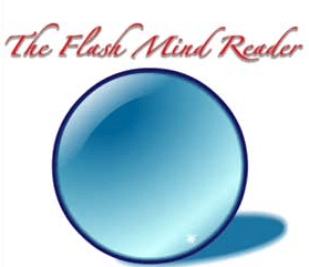 The Flash Mind Reader